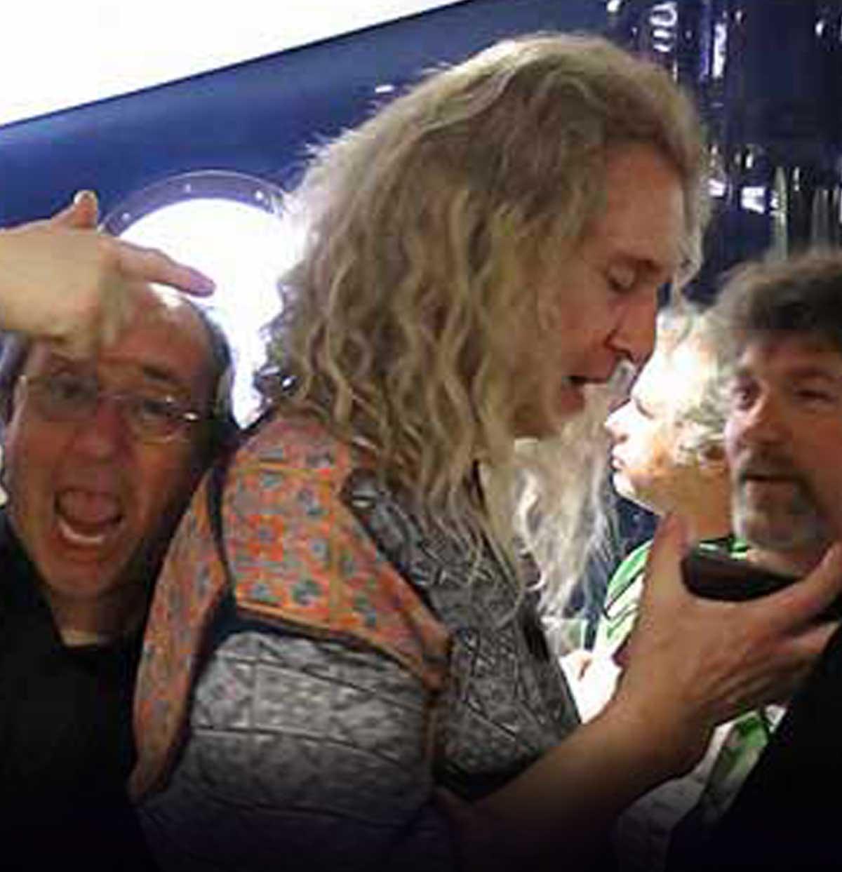 Nad Sylvan, Gary Green, Jamison Smeltz, CTTE, AHEPJ 2014